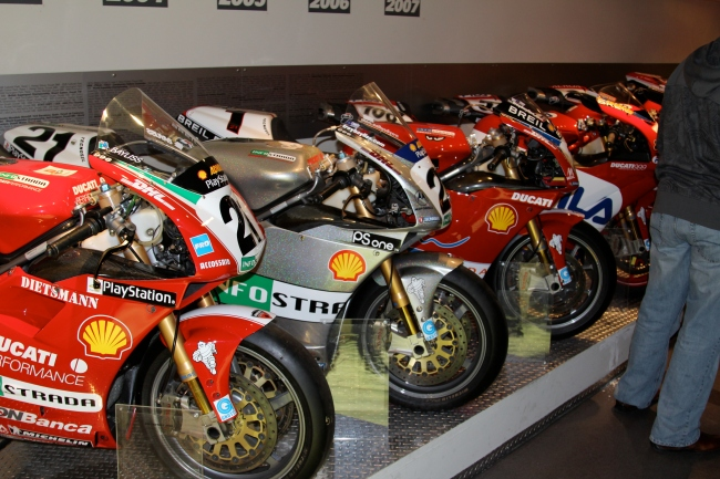 Ducati motorcycles, Ducati motorcycle factory tour, www.theeducationaltourist.com
